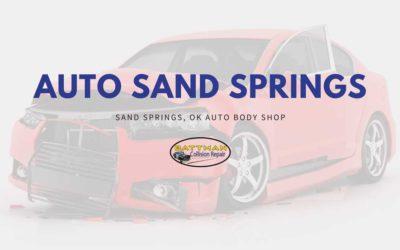Auto Sand Springs