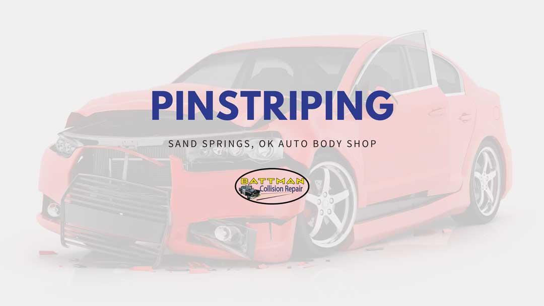 pinstriping battmann auto repair sand springs ok