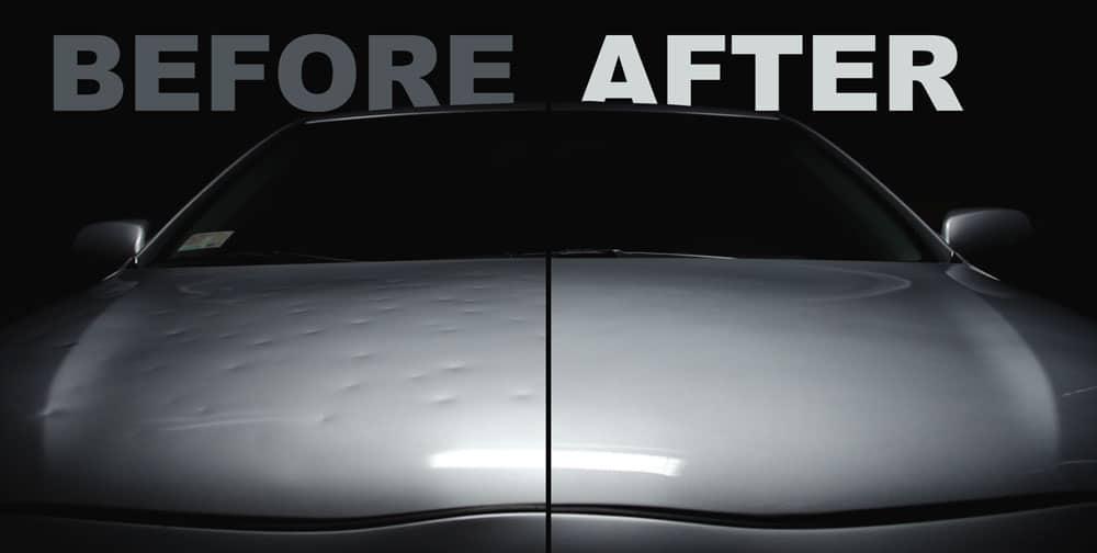 paintless hail damage car repair in sandy springs oklahoma