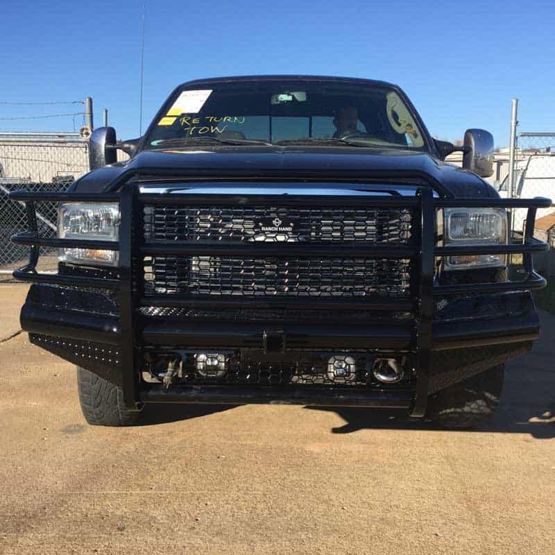 sand springs ok custom ford bumper